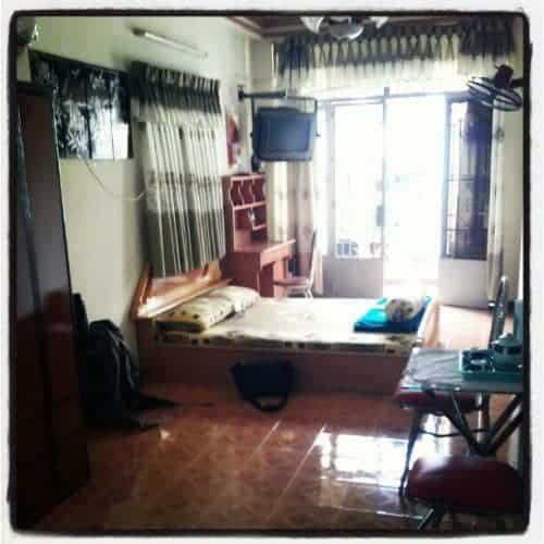 mein Zimmer in Saigon