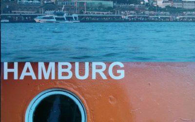 Ne Postkarte aus Hamburg
